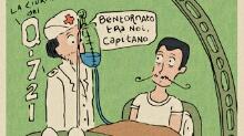 Q-721 MOTION COMICS webcomics IL RISVEGLIO - AWAKENING