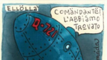 Q-721 MOTION COMICS - WEBCOMICS (ELLOLLA') - (THERE HE IS)