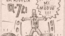 """Q-721 MOTION COMICS, WEBCOMICS """"LA RIVOLTA"""""""