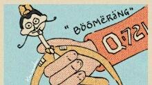 Q-721 MOTION COMICS - webcomics BOOMERANG