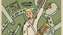 Q-721 MOTION COMICS - Webcomics - PASSIONE KARATE - PASSION FOR KARATE