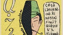 Q-721 motion comics and webcomics #41 - L'EREDITA' - THE INHERITANCE