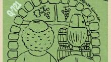 Q-721 MOTION COMICS WEBCOMICS #43 - LA FRASCHETTACS