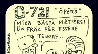 Q-721 motion comics and webcomics italiano#66 - OPERA - TURANDOT