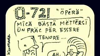 Q-721 motion comics and webcomics italiano#66 - OPERA - TURANDOT