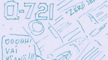 Q-721 MOTION COMICS & WEBCOMICS ITALIANI - MITSUBISHI ZERO - ZERO FIGHTER - ZEROSEN