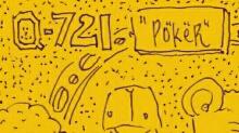 Q-721 motion comics and webcomics italiani - Poker