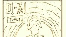 Q-721 motion comics and webcomics - Tunnel - From Eupalinos to Seikan