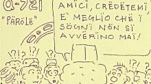 Q-721 motion comics e webcomics italiani - lupo di mare - Sea wolf - モーションコミック、4コマ漫画
