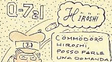 Q-721 motion comics and webcomics italiani - Commodore Perry