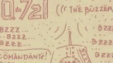 Q-721 motion comics and webcomics - the buzzer - モーションコミック、4コマ漫画
