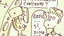 Intergenerational dialogue - Dialogo intergenerazionale - Q-721 Motion comics and digital manga italiani - モーションコミック、デジタルコミック