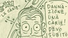 Isernia's tooth - Il dente d'Isernia - Q-721 motion comics and digital comic strip -モーションコミック − デジマンガ
