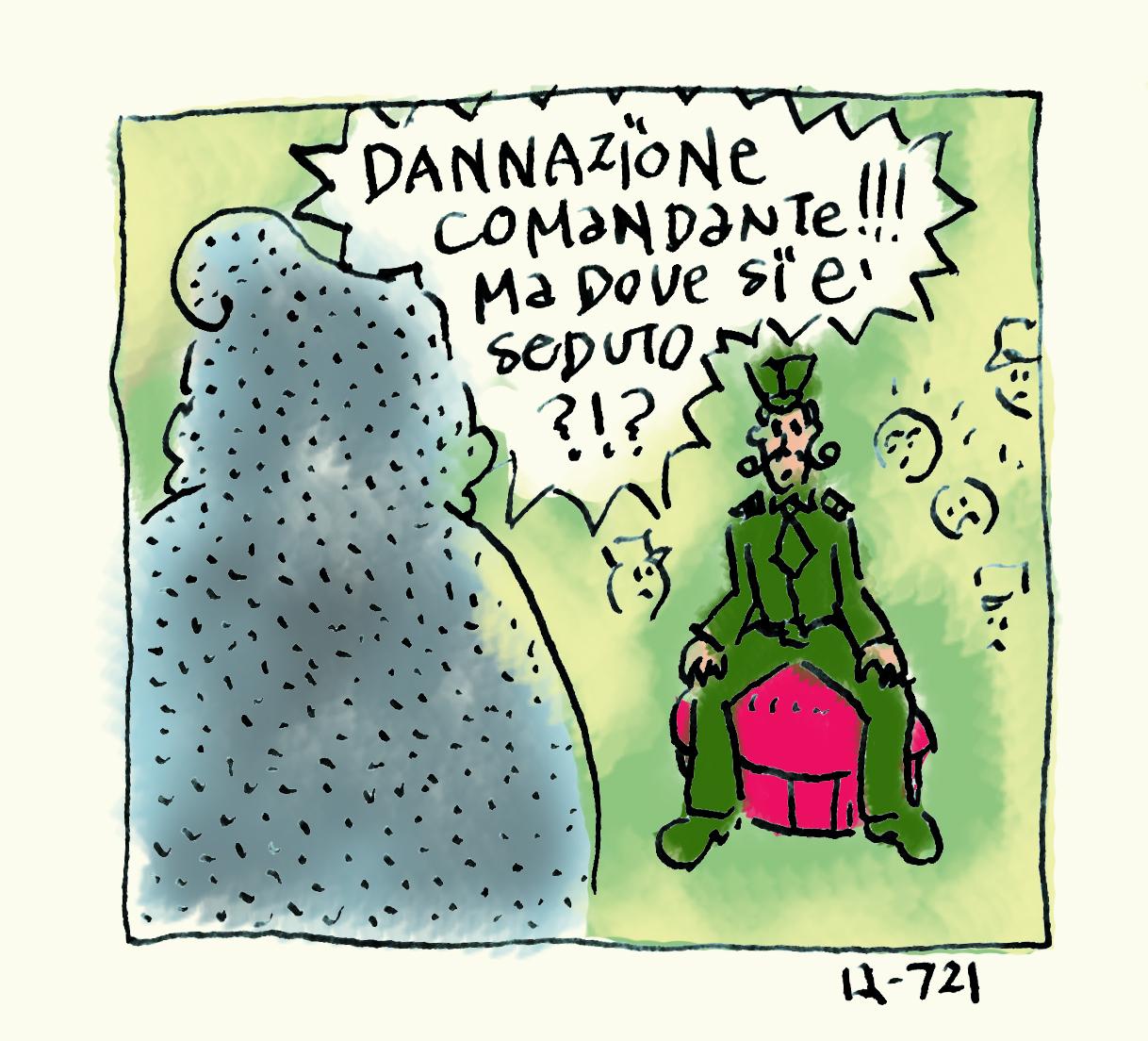 Internet big switch - Q-721 submarine comics